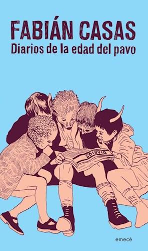 """""""No expectations"""". Reseña de Diarios de la edad del pavo de Fabián Casas, por Isabel Lacatol"""