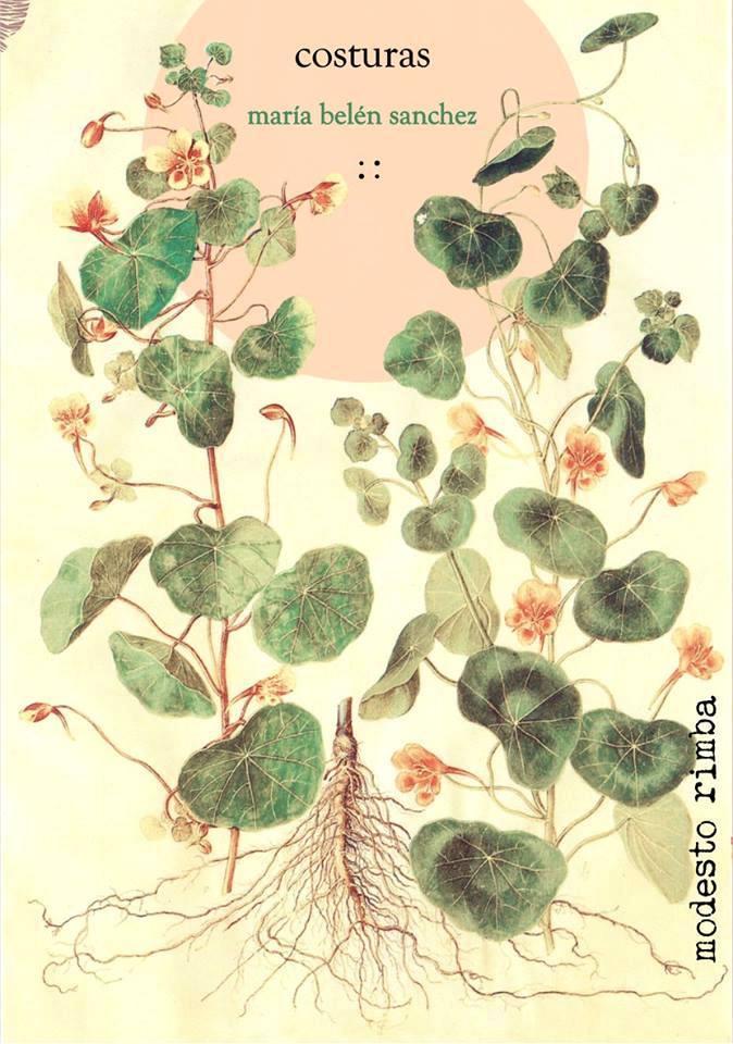 Tapa libro Costuras de María Belén Sanchez