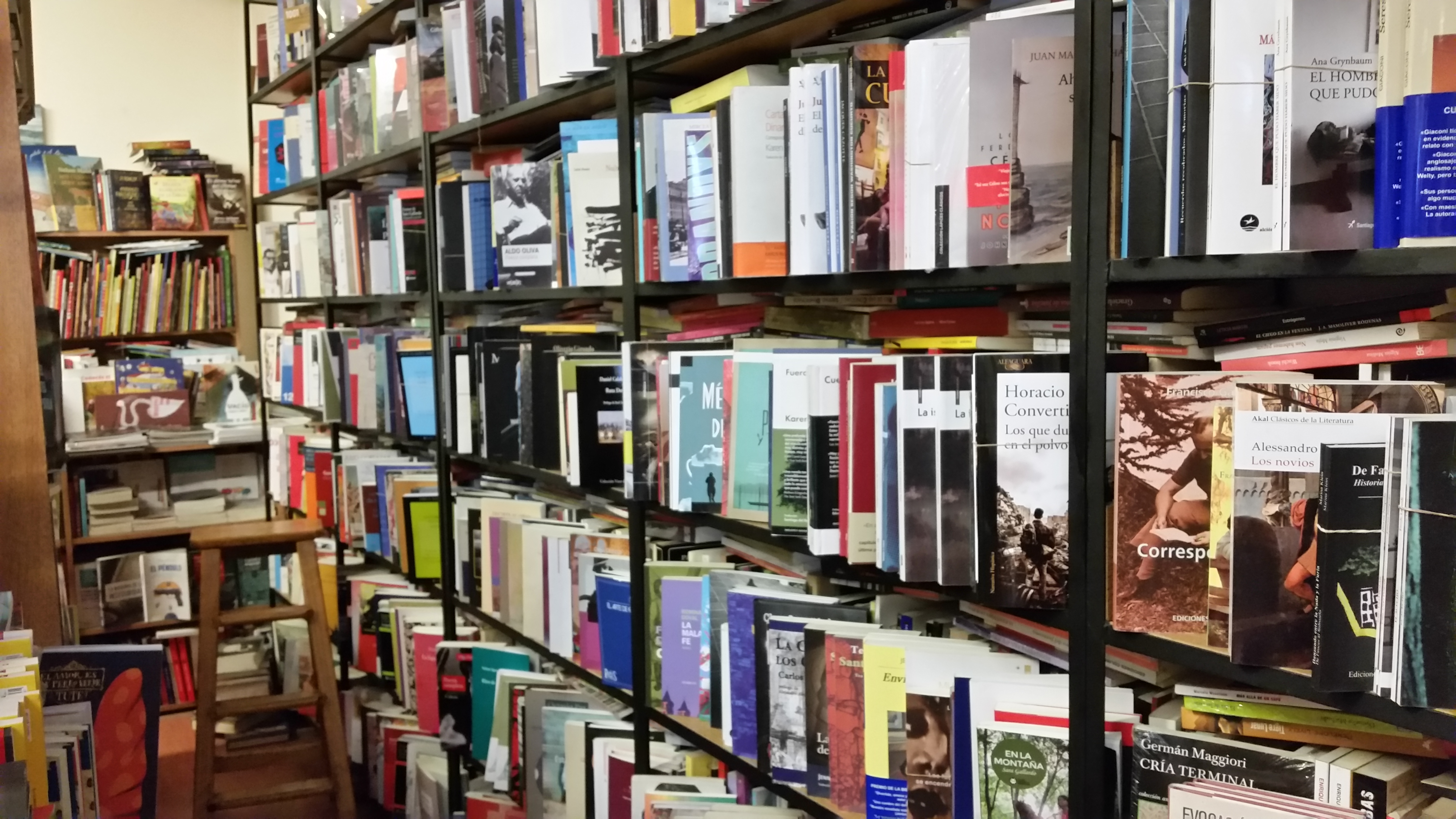 """Mis librerías preferidas"", por Azul Álvarez (lectora serial)"